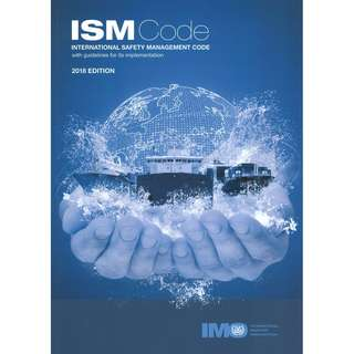 ISM CODE 2018 Edition Books (IMO ID117E) IMO Publishing
