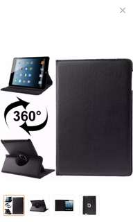 Smart cover kulit 360 derajat utk New iPad,  iPad 3, iPad 2 s8708