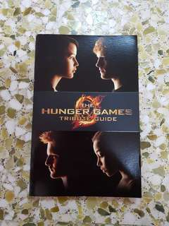 NEW The Hunger Games Tribute Guide