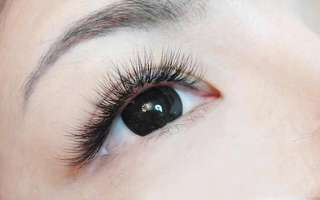 Korean 3D Lash by Lash Eyelash Extension for 1 Person