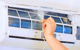 Air Conditioner Servicing for 4 Units (1 Session)