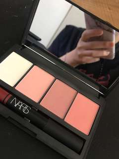 Nars Recurring Dare face palette