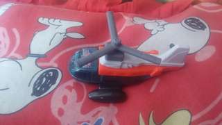 Toy Helicopter Lego