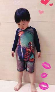 KiDS OVERALL RASHGUARD  rt-P380 Size : 1-10 yrs old ( adjust size if chubby ) NOTE : CHOOSE 2-3 OPTiONS ( MABiLiS MAUBOS ! ) Code : Ss