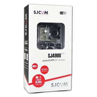 SJCAM 4000 WiFi  For Sale!!! (With 32GB Micro SD Sand Disk)