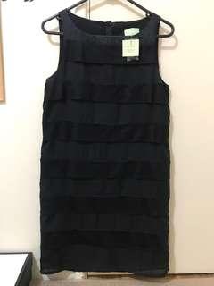REVIEW silk dress BNWT