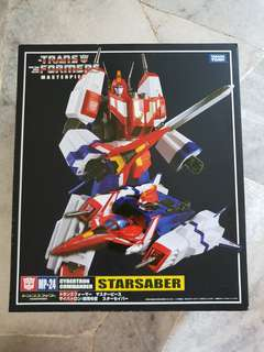 MIB Transformer MP-24 Star Saber with coin