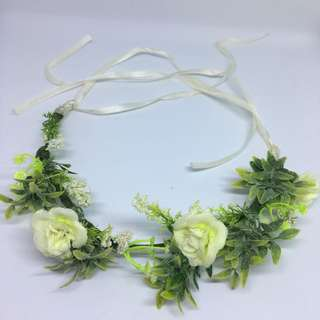 Flower Crown wedding / bridesmaid/ event