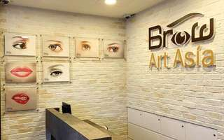 Eyebrow Embroidery + Touch-Up for 1 Person (1 Session)
