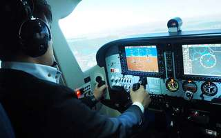 60-Minute Aviation Experience for 2 People