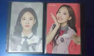 Twice Im Nayeon Skoolooks Photocard