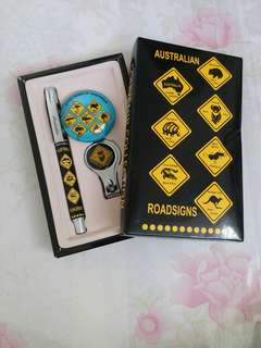 Australian Road Signs Souvenir
