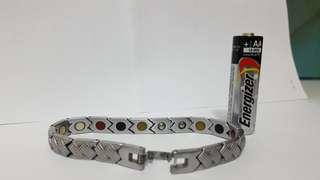 Various gem stones bracelet