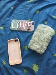 Iphone 5 and 6 cases bundle