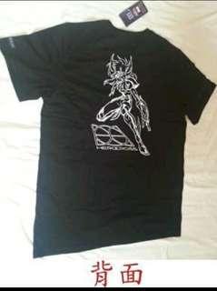 聖鬥士星矢 T-恤 (全新) 限量版 HEROCROSS x SAINT SEIYA COLLECTABLE APPAREL