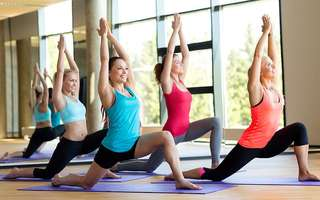 2-Week Access to YoBarre, Fight Fit, Yoga, or Zumba Classes for 1 Person