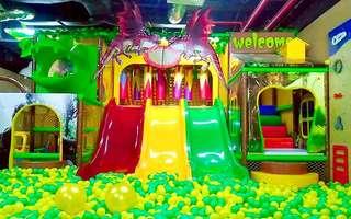 Unlimited Peak Playtime for 2 Children
