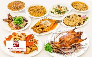 9-Course Lobster and Peking Duck Set for 10 People