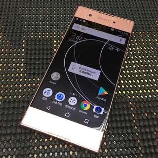 售 Sony XA1 G31258 3G/32G 粉色 全虹公司貨保固到2018.08.15(No discount)