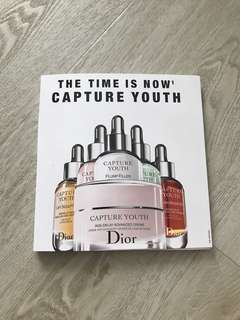 Dior Capture Youth Sample