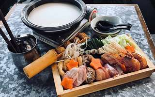 Sumo Nabe Collagen Hotpot Set for 2 People