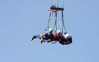 AJ Hackett Giant Swing for 1 Person