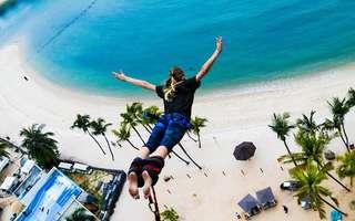 AJ Hackett Bungy Jump for 1 Person