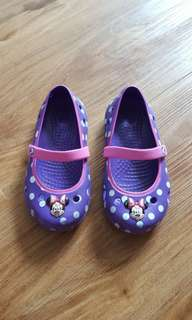 CROCS Kids Shoe (Minnie Mouse)