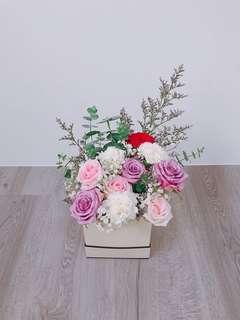 Mixed Flower box