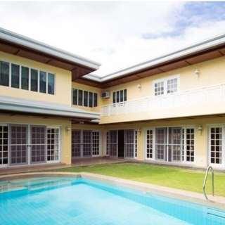 House for Rent in Ayala Alabang Village - Muntinlupa