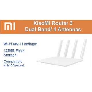 Preorder Xiaomi Router 3