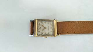 Antique 10k gold watch