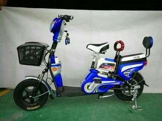 Sepeda listrik murah eart gold Super Rider