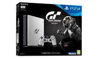 Wanted to Sell Gran Turismo Sport 1TB PS4 Slim Console.