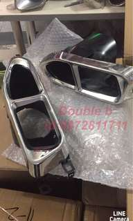 Double b BMW G11 G12 7系列 尾管 完美品質A級品 密合度超優 歡迎來電洽詢比較