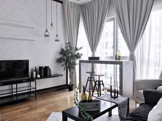 Best KL view- Regalia fully furnished for rent