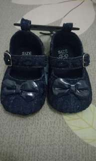 Shoes Baby Navy Cute
