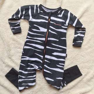 Zippy Wondersuit (sleepsuit)