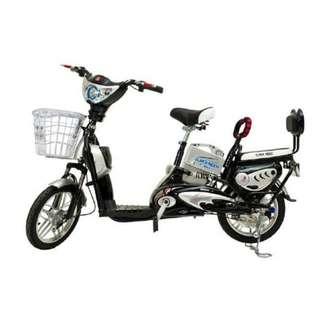 Sepeda Listrik Super Rider Earth 48v Ramah Lingkungan Termurah