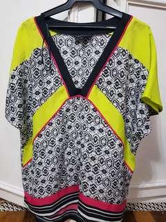 Rampage blouse large