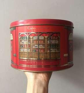Crabtree & Evelyn London 空罐/禮物盒/音樂盒