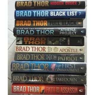 BRAD THOR - Thriler