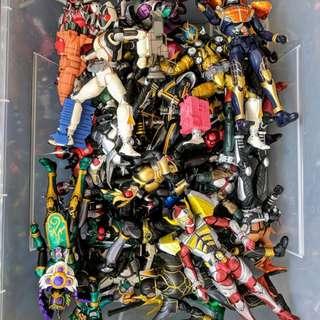 Loose Kamen Rider SHF SH Figuarts