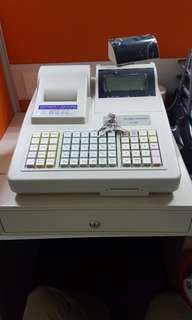 Electronic Cash Register Machine