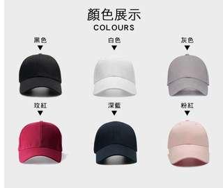 🚚 黑 棒球帽