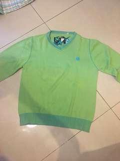 NEXT Green Sweetshirt