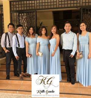 Bridal Hair and Makeup Promo with Prenup