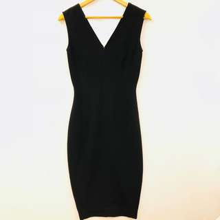 斯文裙 New Joseph black dress size 36