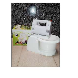 Mixer Bowl Standing Trisonic Like Philip Harga Best Seller