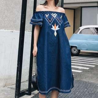 CINDY COTTON DRESS